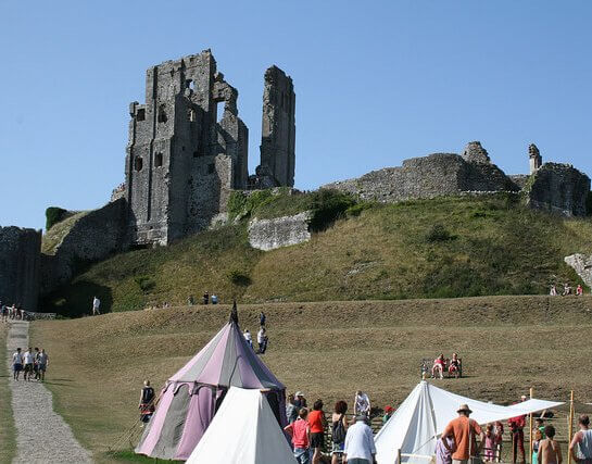 Corfe Castle event
