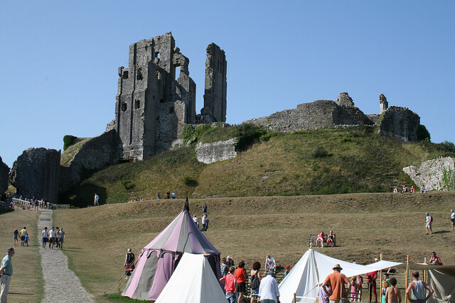 Corfe Castle event