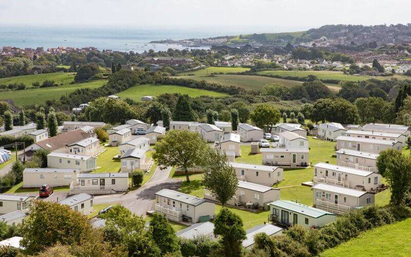 ulwell cottage caravan park swanage