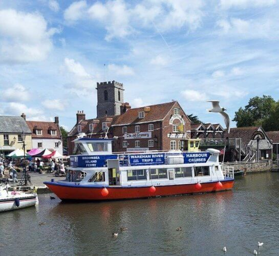 Wareham River Cruise