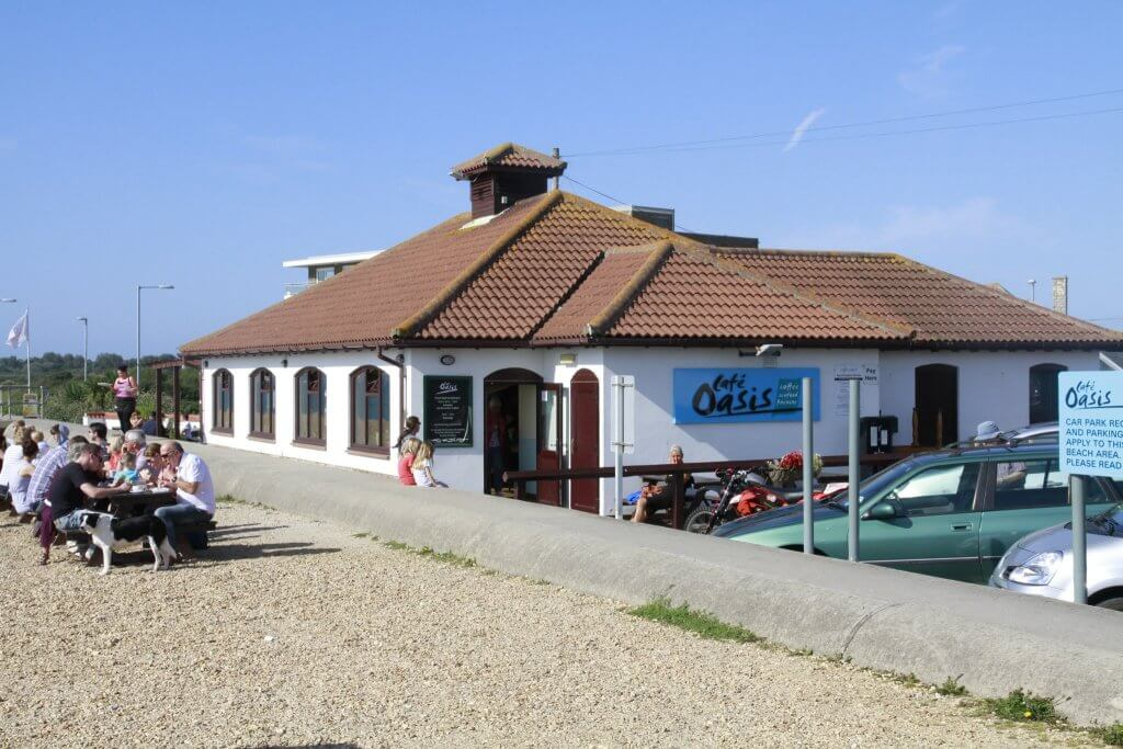Cafe Oasis Weymouth
