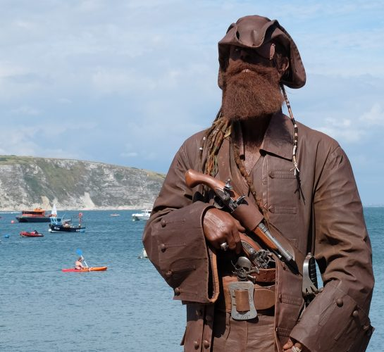 purbeck pirate festival swanage