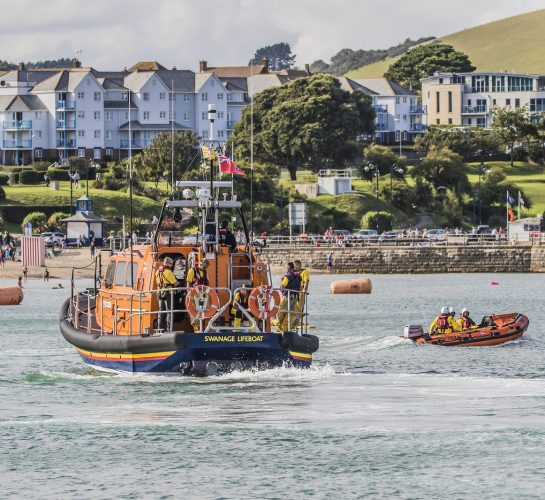 swanage lifeboat week