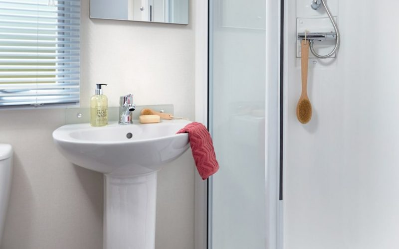 abi rydale caravan bathroom