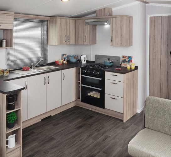 swift loire caravan kitchen