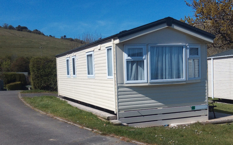 bronze caravan ulwell holiday park