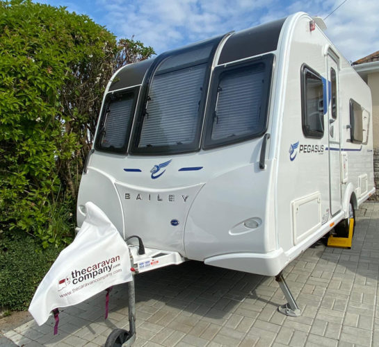 caravan maintenance at home