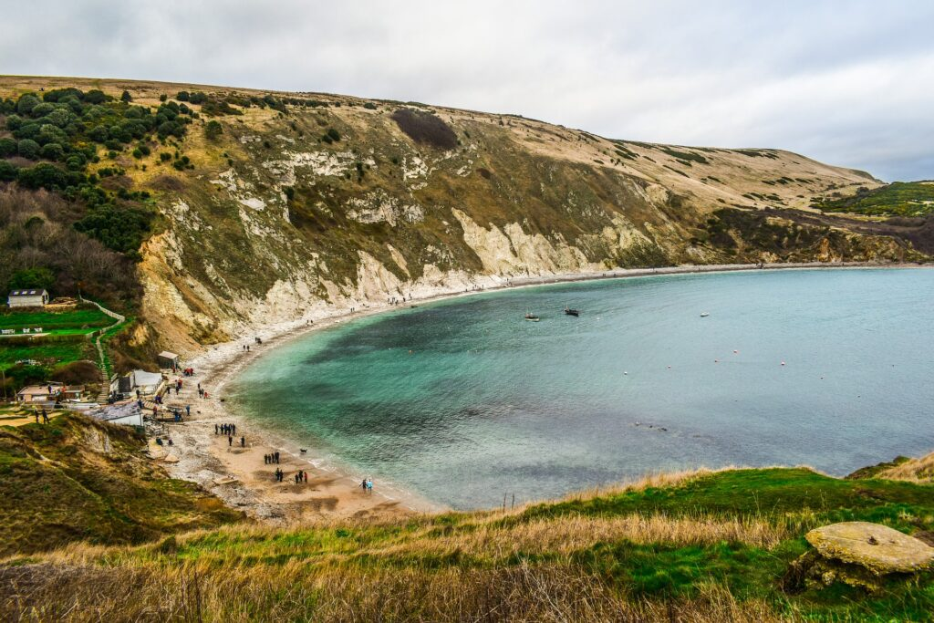 lulworth cove jurassic coast