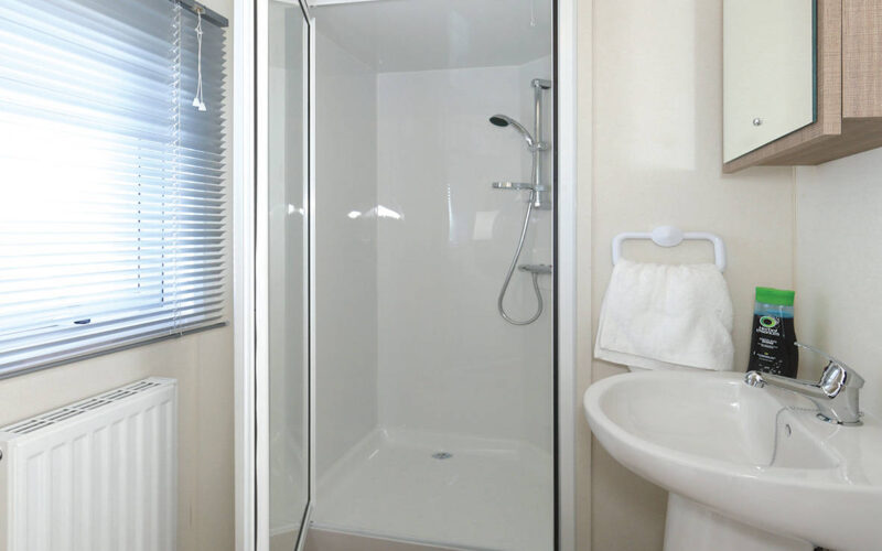 detla bromley holiday home bathroom
