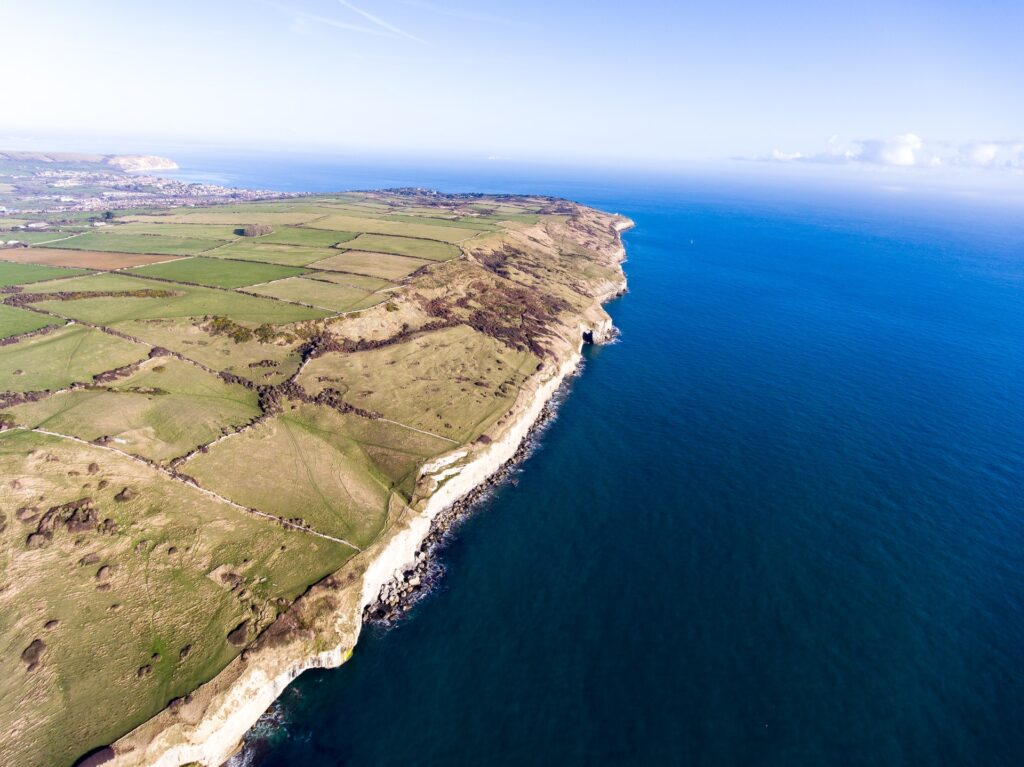 dorset countryside and coast