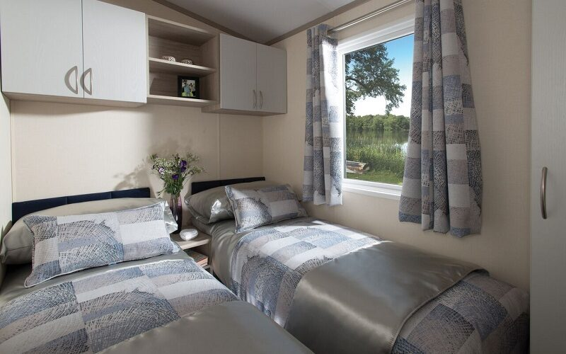 regal elegance holiday home twin bedroom