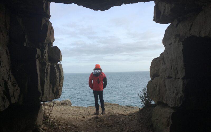 Winspit caves