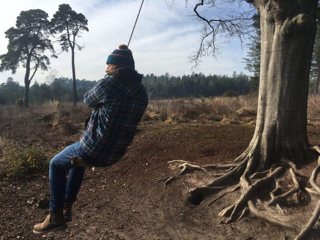 Moreton ford rope swing