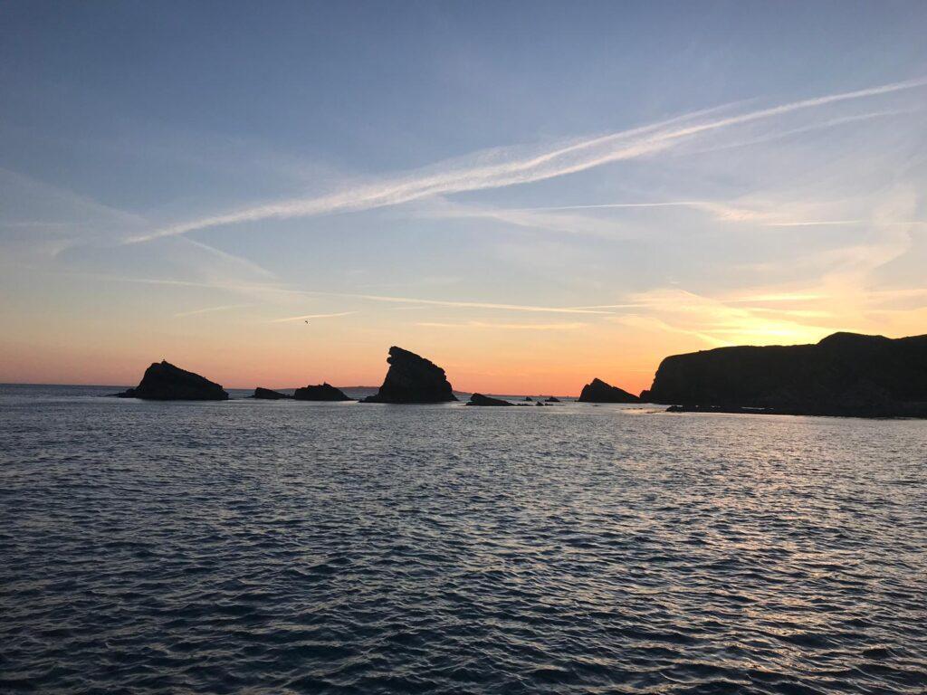 Mupe Bay Jurassic Coast boat trip