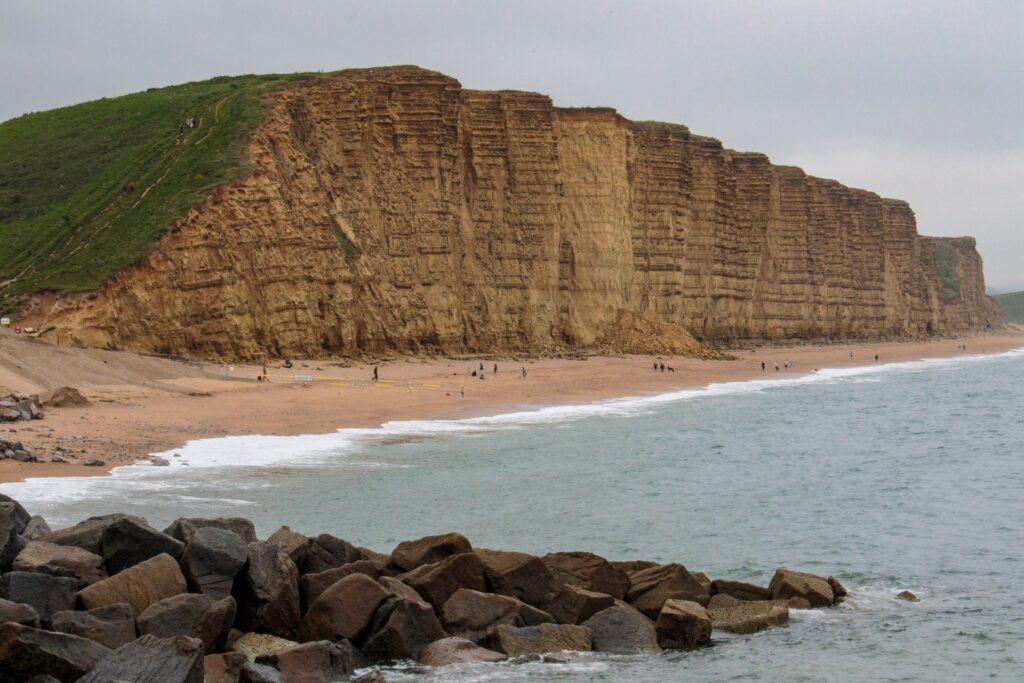west bay cliffs