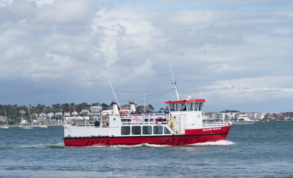 City cruises poole boat trips